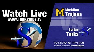 19-20 Girl's Volleyball - Sultan vs. Meridian