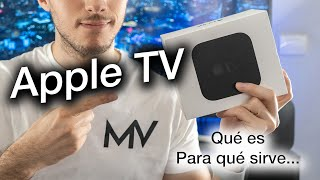 Que Es Un Apple TV Y Para Que Sirve
