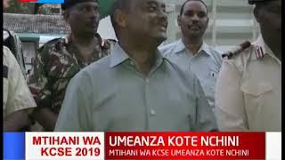 Helikopta tatu zatumika kusafirisha mtihani wa KCSE katika Kaunti ya Garissa, Wajir na ManderaHeliko
