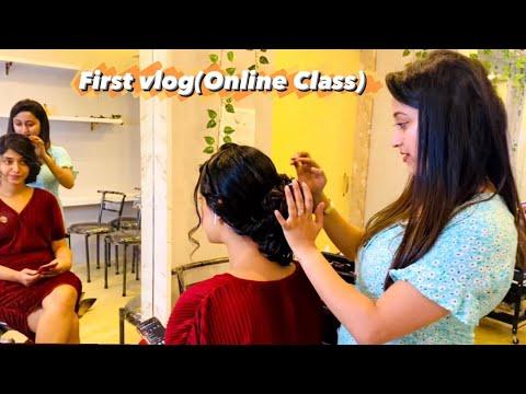 Online class Lockdown time (long lasting flawless airbrush makeup)@Maahi Pol Makeup Artist official