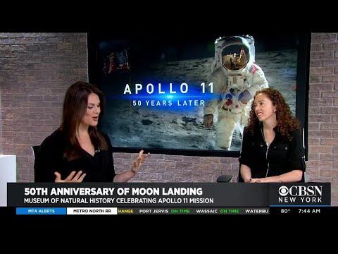 AMNH Celebrates Apollo 11 Moon Landing