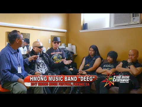 SUAB HMONG ENTERTAINMENT:  Interview Hmong Band