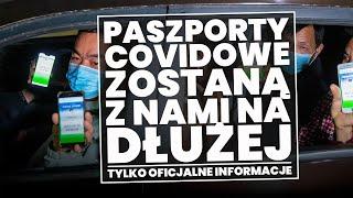 Paszporty zdrowotne zostaną z nami na dłużej! Analiza oficjalnych informacji
