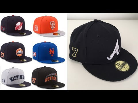 04b063a3e57 Cap Shaping+Review – 59Fifty Player Designed Collection