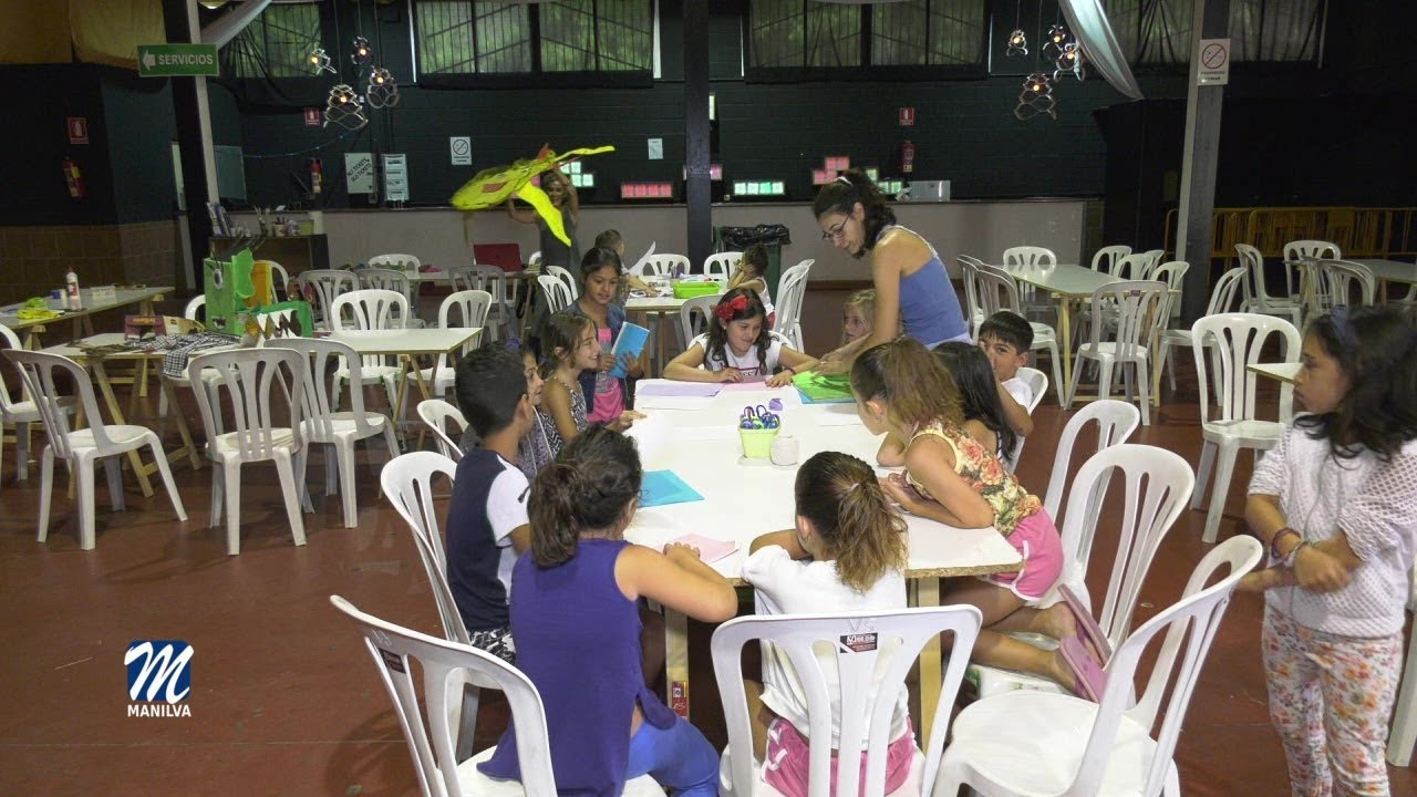 EN AGOSTO SIGUE DISPONIBLE EL CAMPAMENTO EDUCARTE