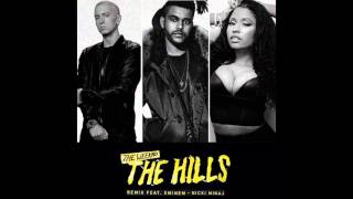 The Weeknd   The Hills  ft  Nicki Minaj, Eminem Explicit