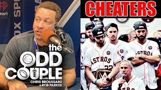 Rob Parker - Houston Astros Are the New England Patriots of Baseball
