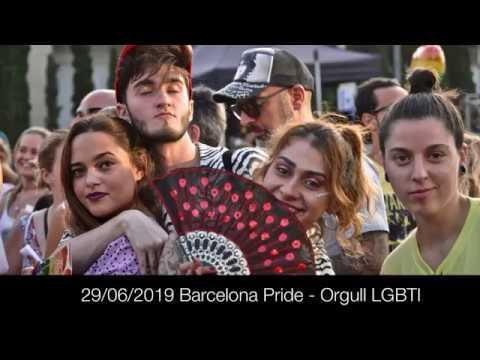 BARCELONA PRIDE 29/06/2019 ORGULL ( Z1)