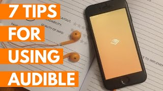 7 Tips for Using Amazon Audible (Audiobooks)| Roseanna Sunley Business Book Reviews