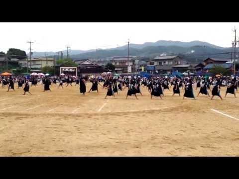 淡小ソーラン2013 in 淡輪小学校