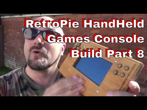 DuB-EnG: RetroPie Games Console Handheld Arcade Machine Do it Yourself Build Missile Switch Bullet 8