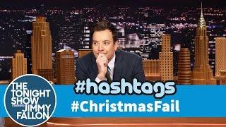 Hashtags: #ChristmasFail