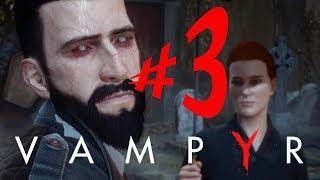 VAMPYR - Parte 3: Entrevista com o Vampiro! [ PS4 Pro - Playthrough ]