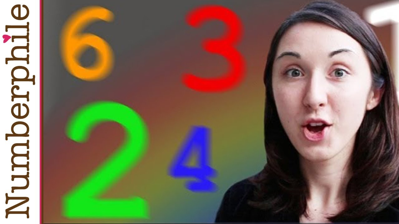 What It's Like To Have Synesthesia And See All Your Numbers In Colour