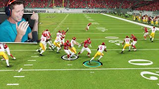 EA Sports College Football 2022 Gameplay (Madden Update)