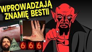 Wprowadzają Znamię Bestii – Apokalipsa i Koniec Świata Już Blisko? – Plociuch Spiskowa Teoria Biblia