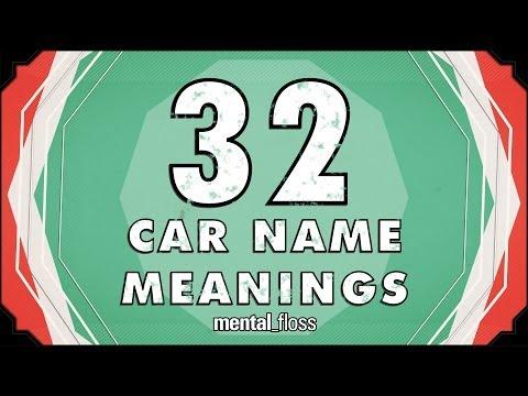 32 značek aut