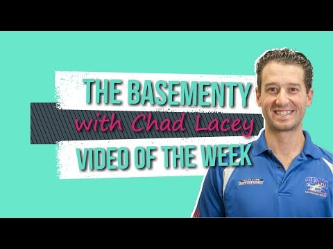 The SuperSump® Basin | Doug Lacey's Basement Systems
