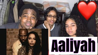 Aaliyah ft DMX - Back In One Piece [1080pHD] (Reaction)