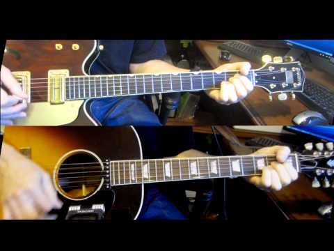 Beatles - I Don't Want To Spoil The Party Guitar Secrets
