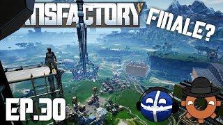 Satisfactory Multiplayer Ep#30: Radar Tower Battle