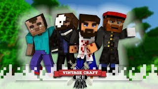 VINTAGECRAFT UHC - EP01 - 112 Players Strong!
