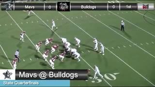 Football at Springdale 11/9/18