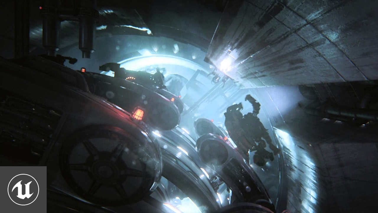 Impressive Unreal Engine 4 Graphics Demo 'Infiltrator' Leaks Early