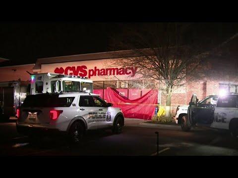 Man hit, killed while walking into CVS store in Farmington