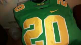 My New Oregon Jerseys and Shirts