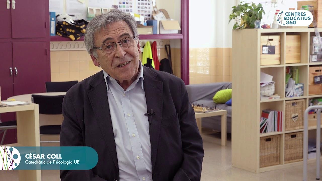 César Coll - La personalització de l'aprenentatge amb mirada 360