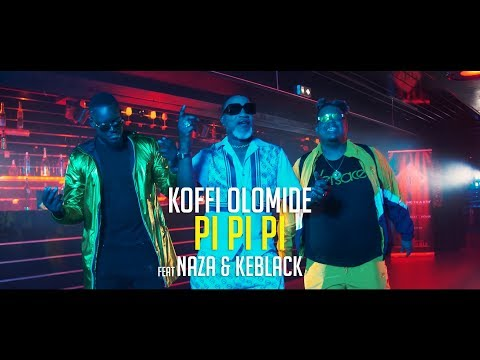 Koffi Olomide - Pi Pi Pi (feat Naza & Keblack)