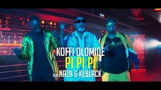 Koffi Olomide   Feat Naza & Keblack     Pi Pi Pi (Clip Officiel)