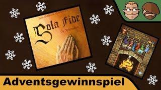 Sola Fide - Brettspiel-Päckchen-Adventskalender - Tür 12