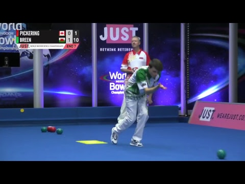 JUST 2018 World Indoor Championships: Session 8
