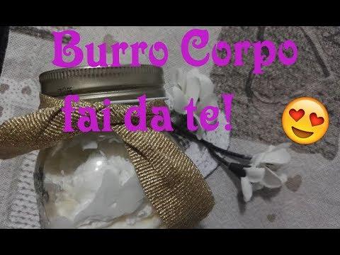 MOUSSE CORPO IDRATANTE ANTICELLULITE FAI DA TE! + BUON ANNO!!!