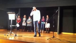 preview picture of video 'Actuación de René Soto en el Acto contra la Violencia de Género de Daganzo - 25nov2013'