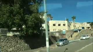 preview picture of video 'Tiberias, Israel, November 6, 2014'