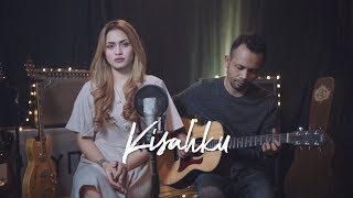 KISAHKU   BRISIA JODIE ( Ipank Yuniar Ft. Disty Permatasari Cover & Lirik )