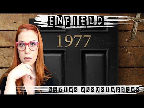POLTERGEIST DE ENFIELD - A verdadeira história - NÃO SE ASSUSTEM NO FINAL