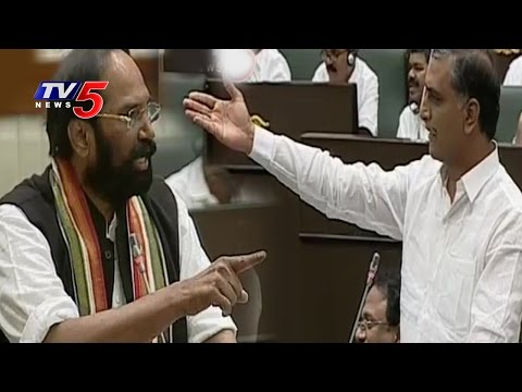 Minister Harish Rao Counter to Uttam Kumar Reddy | Telangana