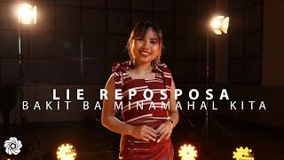 Bakit Ba Minamahal Kita - Lie Reposposa (Cover)