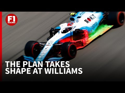 Details of Williams's plan to fix its F1 woes