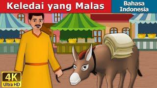 Keledai yang Malas | Dongeng anak | Kartun anak | Dongeng Bahasa Indonesia