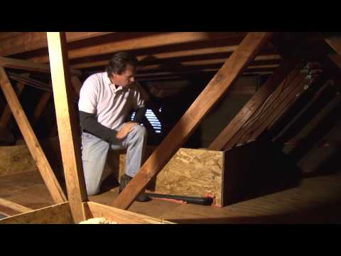 "Welcome to episode #64 of ""On the Job."" In this video, Larry Janesky, owner and founder of Dr. Energy Saver takes us to a home in Connecticut, where Dr. Energy Saver was called in right after the house was audited and sealed through a state sponsored energy conservation program. The purpose of this video is to show the differences between the work performed by these state-hired contractors and the work executed by Dr. Energy Saver technicians.