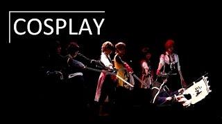 【Polymanga 2014】Hakuouki Hekketsuroku - Cosplay