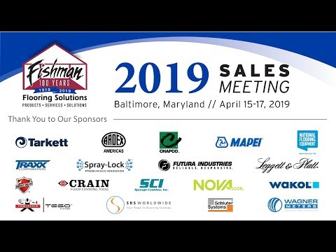 National Sales Meeting Highlights