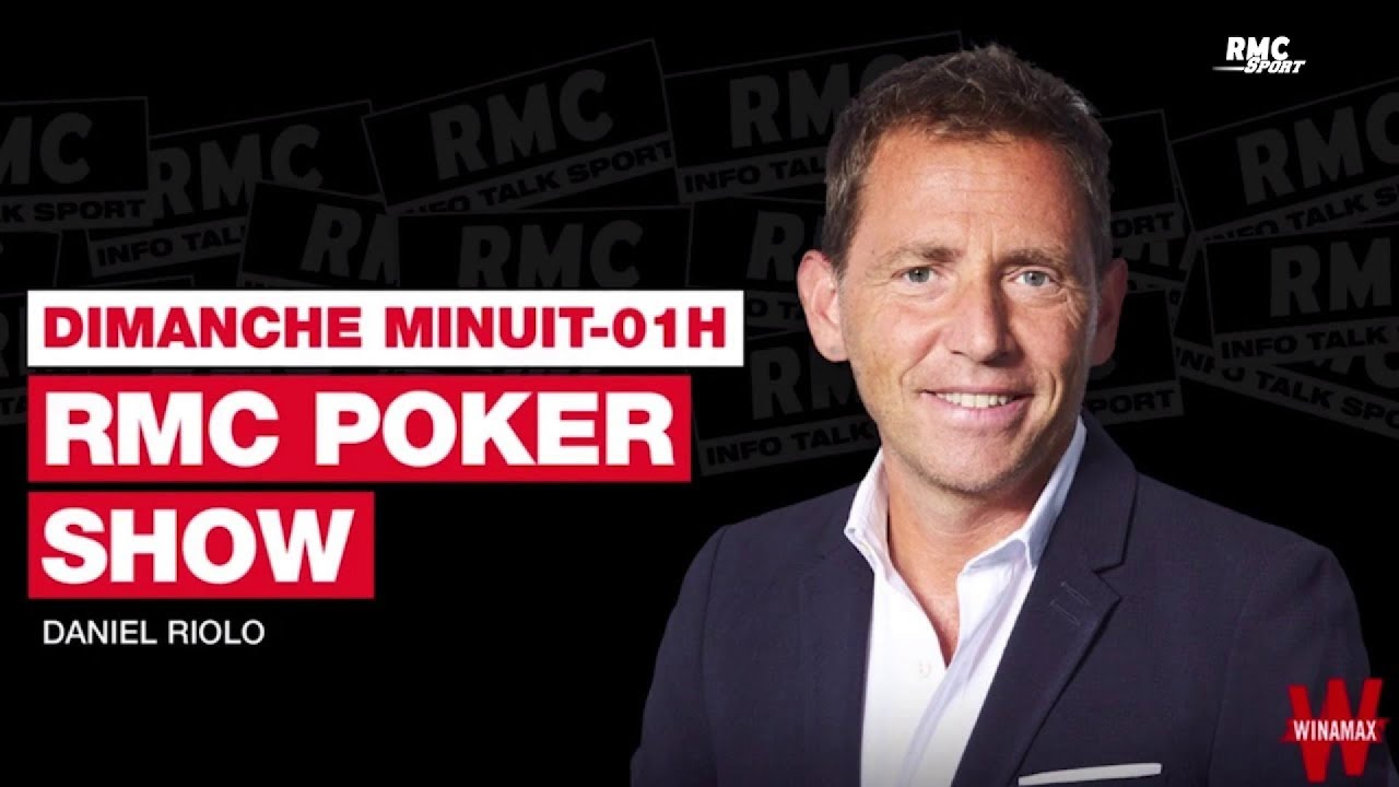 """RMC Poker Show - Le """"Dans la tête d'un fish"""" du 19 septembre 2021"""