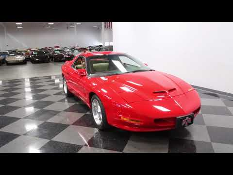 Video of 1993 Pontiac Firebird - $15,995.00 Offered by Streetside Classics - Charlotte - MZJM
