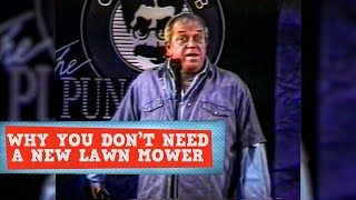 Why You DONT Need A New Lawn Mower | James Gregory